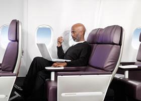 Virgin Atlantic Premium Economy VS Economy - Remie's Luxury Blog